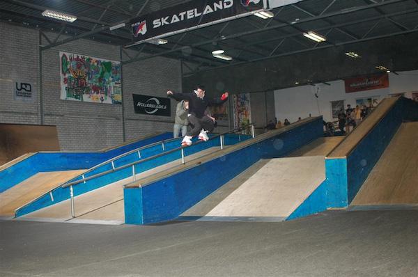 0d8f3fce1f4 Rotterdam Skateland Skatepark   Skatemap