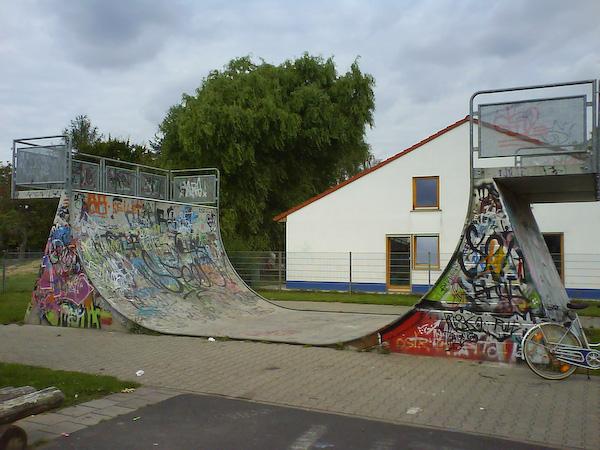 Seligenstadt Schwimmbad Of Seligenstadt Skatepark Skatemap