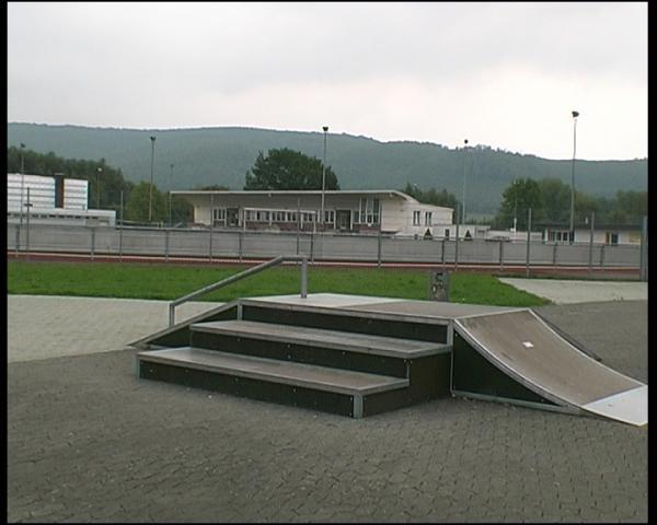 bad pyrmont skatepark skatemap. Black Bedroom Furniture Sets. Home Design Ideas