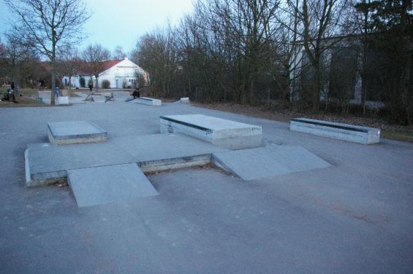Skatepark Regensburg