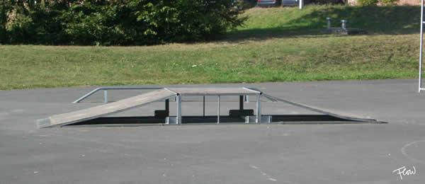 bad kissingen skatepark skatemap. Black Bedroom Furniture Sets. Home Design Ideas